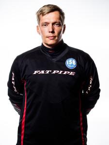 Joukkueen kokemusta edustaa mm. Timo Paakkinen, jolla alkaa kolmastoista kausi ISB:n maalilla.